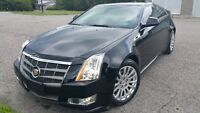 2011 Cadillac CTS Performance Collectio