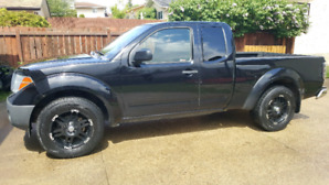 2005 Nissan Frontier SE 2wd