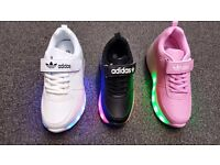 Kids - Adidas light up trainers - WHOLESALE