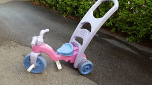 Fisher-Price Rock, Roll 'n Ride Trike - (Purple/Pink)