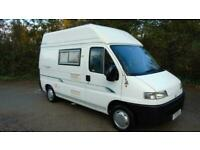 Bessacarr E330 3 berth campervan Motorhome for sale