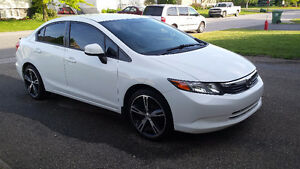 2012 Honda Civic LX MAG 18''