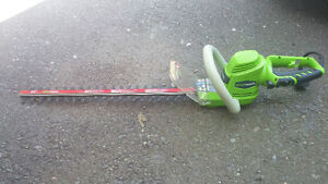 22 inch hedge trimmers