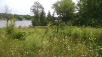 French River Waterfront Vacant Lot
