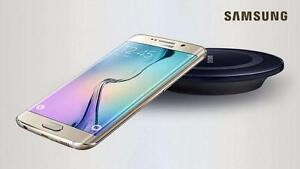 SAMSUNG GALAXY S6 EDGE 32GB GOLD  FACTORY UNLOCKED WITH WARRANTY