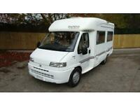 Rapido Le Randonneur 740F 4 berth rear fixed bed low profile motorhome for sale