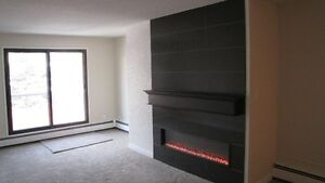 Renovated one bedroom apartment in adult bldg avail now