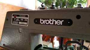 Brother - Button hole machine - Industrial Cambridge Kitchener Area image 1