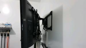 """SANUS Tv Wall Mount (55"""", tilt 170deg)"""