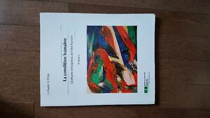 La condition humaine - 4e édition, j.-Claude St-Onge