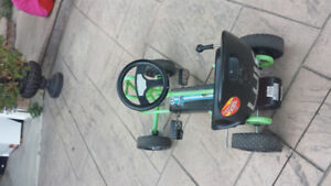 4 wheeler sitting scooter for sale.