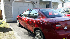 2005 Dodge SX 2.0 Sedan Kawartha Lakes Peterborough Area image 2