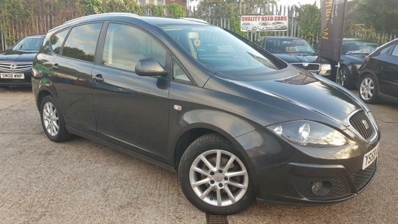 2009 Seat Altea Xl 19tdionly Two Ownersgreat Family Car In
