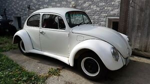 1968 Beetle Custom project