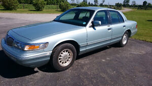 Mercury Marquis, 96 original km, 1 owner