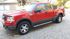 2006 Ford F-150 FX4 Supercab 5.4 litre