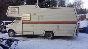 Trade for camper or tent trailer only