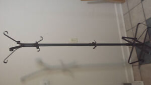 Ikea coat rack like new