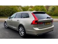 2018 Volvo V90 D5 Power Pulse Inscription AWD Automatic Diesel Estate