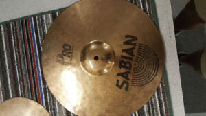 Assorted Cymbals