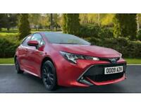 Toyota Corolla 2.0 VVT-i Hybrid Design CVT Auto Hatchback Petrol/Electric Automa