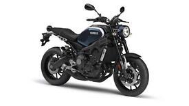 2016 Yamaha XSR900 847.00 cc