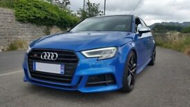 Audi a3 s3 rs3 golf r breaking 2017