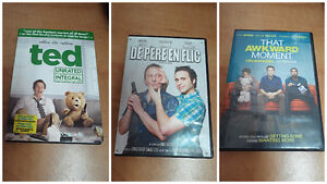 DVD FOR SALE 4$ EACH OR 2 FOR 5$