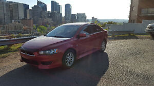 2011 Mitsubishi Lancer w Dealer Inspection + Repairs & Carproof