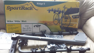 SPORTTRACK RIDGE 4 BIKE CARRIER