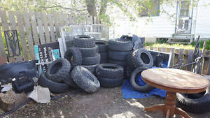 TIRES TIRES TIRES. GOING CHEAP.