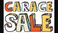 GARAGE SALE 17 Lenore Street 9-12:30