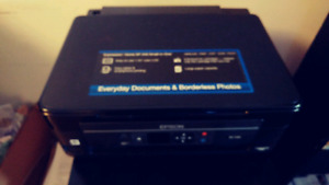 Epson XP-340 Printer W Scanner