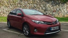 Toyota Auris 2014 1.8 VVTi Hybrid Excel 5dr CVT Auto Estate
