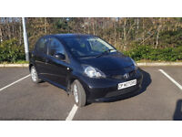 Toyota Aygo Black Edition Low Miles Bargain at only £1595