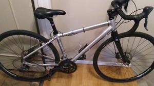 MEC Chance cross bike conversion XXS/46cm