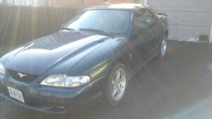1995 Ford Mustang Convertible Certified $1500.00