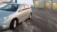 2004 Toyota Matrix Hatchback  Low Kilometers (780)-782-53,47