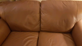 Real Leather sofaers