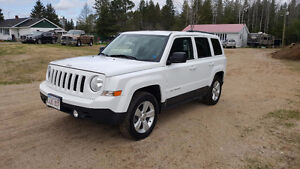 2014 Jeep Patriot North 4WD $0 Down - $111 Bi Weekly OAC