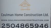 Coulman Home Construction Ltd