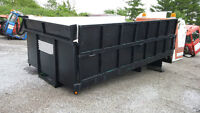 "8"" WIDE X 15"" LONG DUMP BOX WITH FOLD DOWN SIDE"
