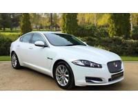 2014 Jaguar XF 2.2d (200) Luxury Automatic Diesel Saloon