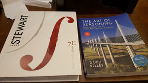 Calculus and Philosophy University Textbooks for Sale!