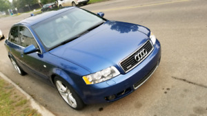 Audi A4 Quattro 2004 Fully loaded