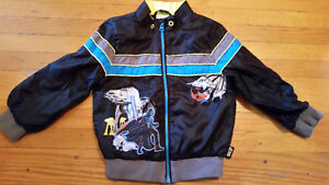 Star wars bomber jacket from The Disney Store