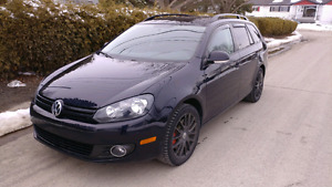 Vw golf wagon tdi dsg 2014