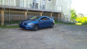 2007 Honda Civic Coupe (2 door)