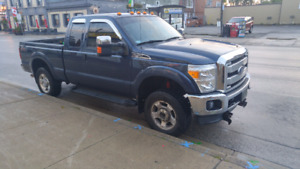 FX4 ford 250 2013
