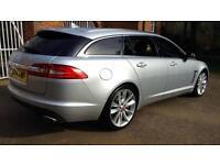 2014 Jaguar XF 3.0d V6 Portfolio 5dr Automatic Diesel Estate